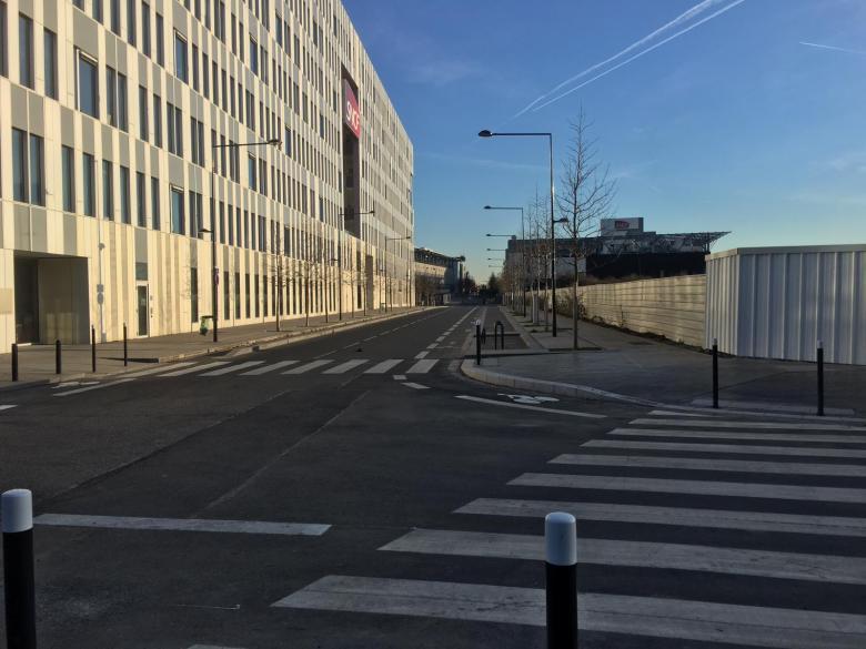 Rue camille Moke, Saint-Denis