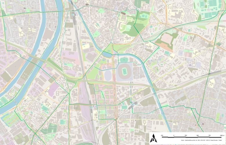 Carte du projet alternatif citoyen