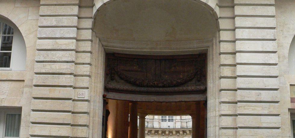 Cour d'appel administrative de Paris. Rama / Licence CeCILL